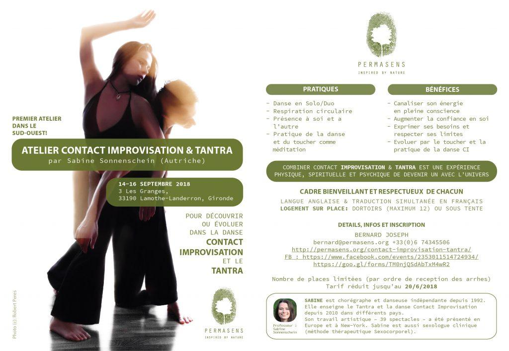 Stage CI & Tantra