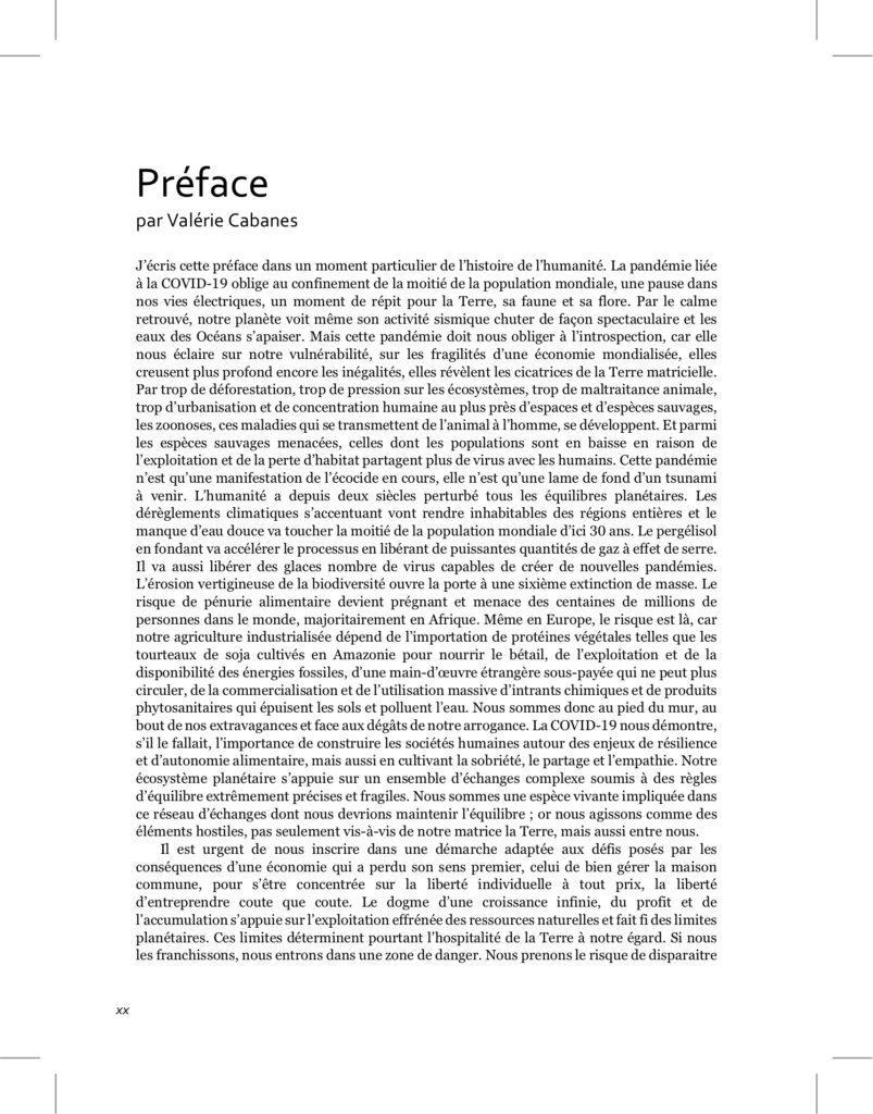 la permaculture et nous, préface
